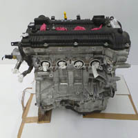 Kia Optima 2.0 Hybrid G4NE Moottori