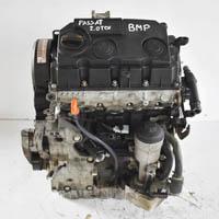 VW Passat B6 Audo 2.0 TDI BMP Moottori